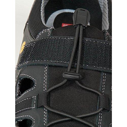 Ejendals Jalas 5062 Free Chaussures de travail Taille 37 Noir/Gris