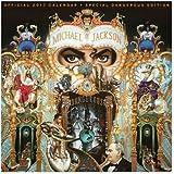 Michael Jackson Official 2017 Calendar (Square Wall Calendar 2017)