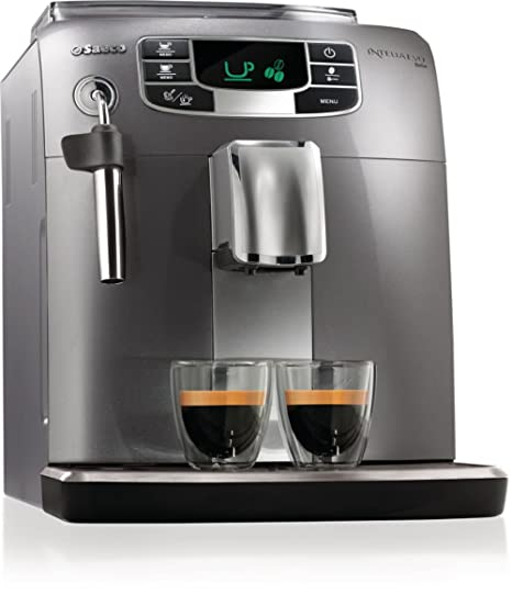 Saeco Intelia Evo HD8770/10 - Cafetera (Independiente ...