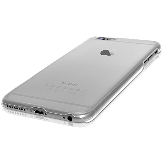 Finnside iPhone 6S Caso Claro, Carcasa Fina y Resistente ...