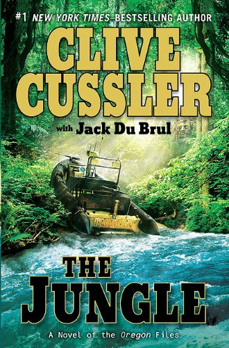 Download The Jungle (The Oregon Files) PDF