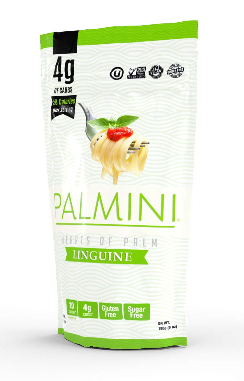 NEW Palmini Low Carb Pasta