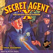 Secret Agent X #3: The Death-Torch Terror | Paul Chadwick