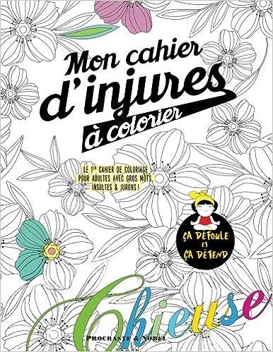 Coloriage anti stress insulte - Cahier de coloriage gratuit ...