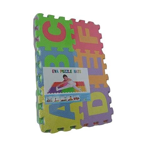 9e03e62d518 Puzzle goma EVA de 36 piezas