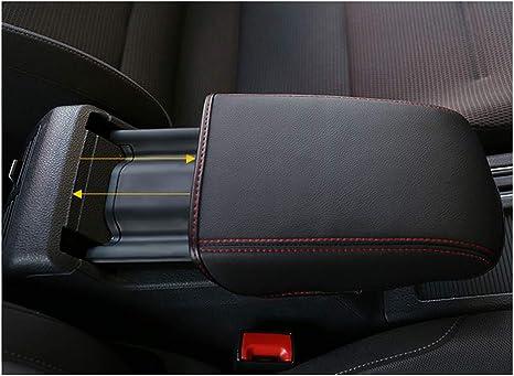 Mittelarmlehne Abdeckung Für Golf 7 Mk7 Armlehnen Box Mittelkonsole Schutz Kastendeckel Auto