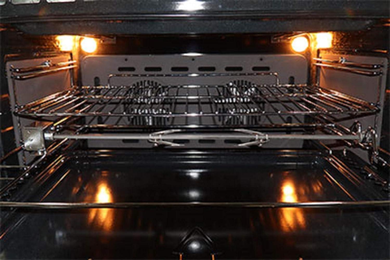 Kaiser HGE 93505 R - Cocina eléctrica (90 cm, horno eléctrico, 115 ...