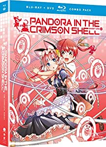 Pandora in the Crimson Shell Ghost Urn: The Complete Series (Blu-ray/DVD Combo)