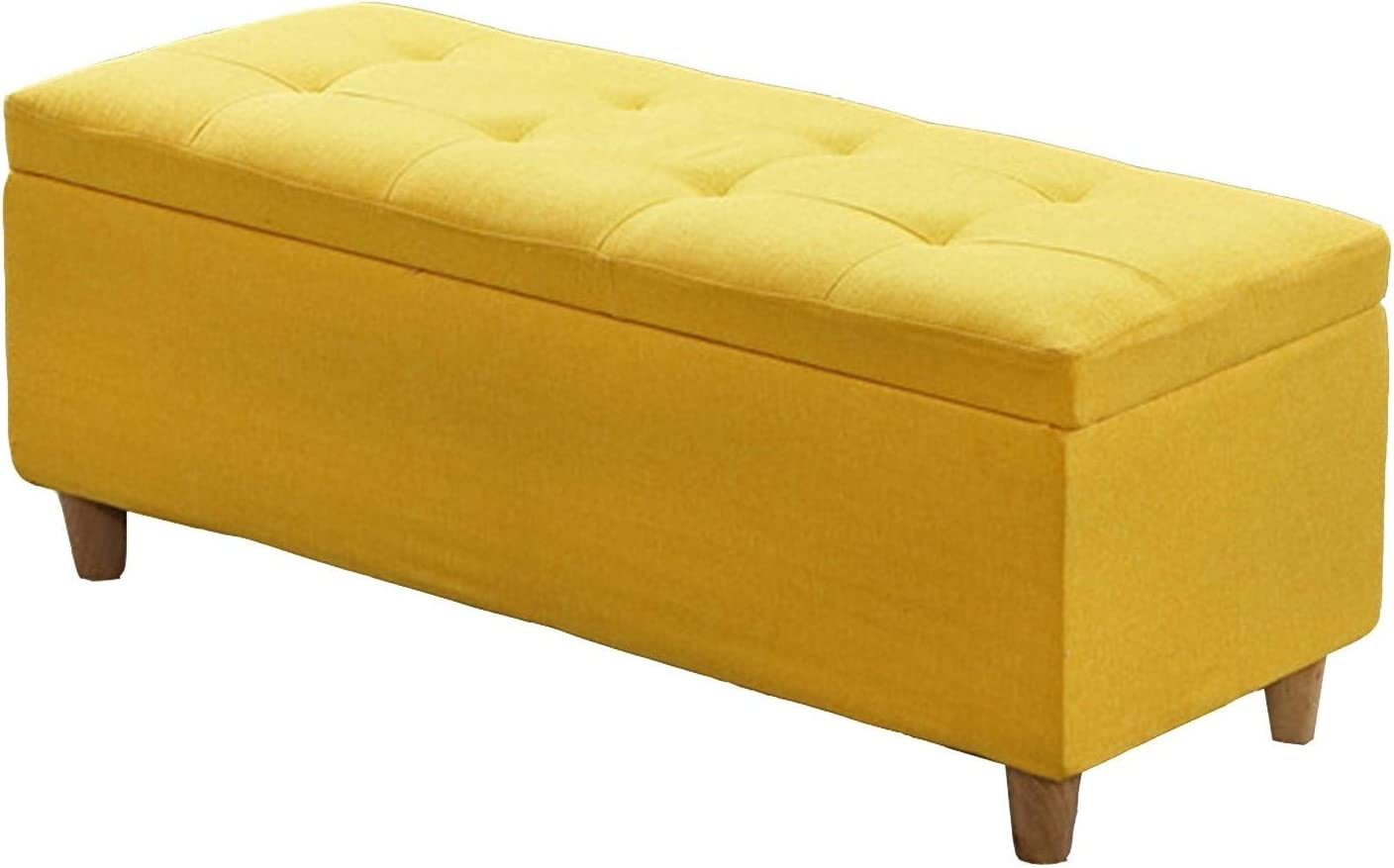 Sofa Stool JQQJ Fabric Bedroom Bench Storage Stool Shoes Bench