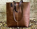 Limor Galili New Vintage Leather Tote Bag, Handbag, Distressed handmade purse