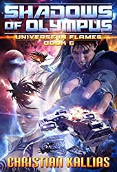 Shadows of Olympus (Universe in Flames Book 6)