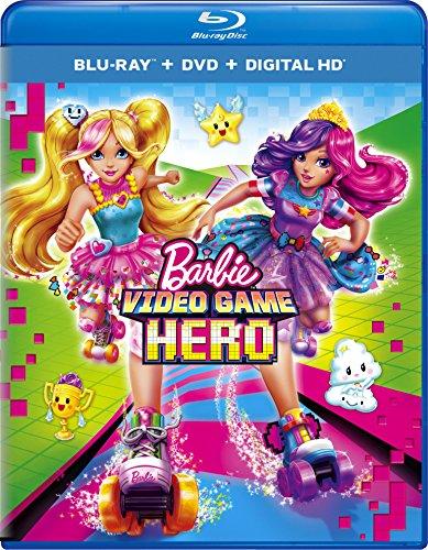 Barbie: Video Game Hero (Blu-ray + DVD + Digital HD)
