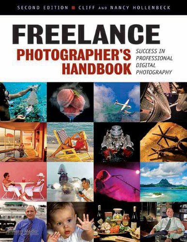 Freelance Photographer's Handbook: Success in Professional Digital Photography Book Cliff Photography
