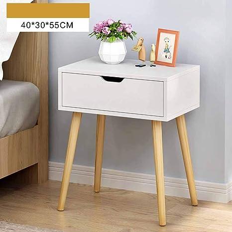 Amazon.com: Mesa de mesa, asa invisible, cajón individual ...