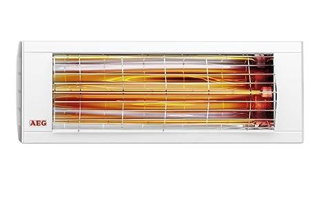 AEG 229952 IR Premium Plus 2020 - Estufa por infrarrojos de onda corta (2000 W