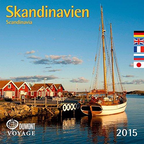 Skandinavien, DuMont Voyage Kalender 2015