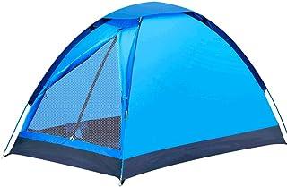 Tente LCSHAN Enfant Outdoor 2 Personnes Camping Park Family Play House (Couleur : Vert)