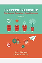 Entrepreneurship: Starting and Operating A Small Business (2-downloads) Kindle Edition