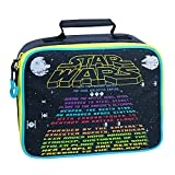 Star Wars Star Wars Lunch Tote for Kids Black