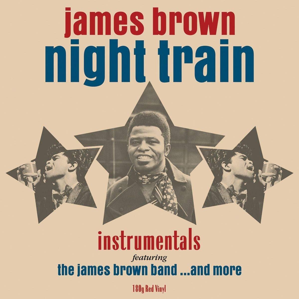 BROWN, JAMES - Night Train (Red Vinyl) - Amazon.com Music