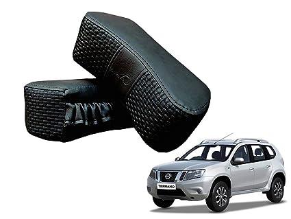Kozdiko Black Color Luxurious Neck Rest For Nissan Terrano Amazon