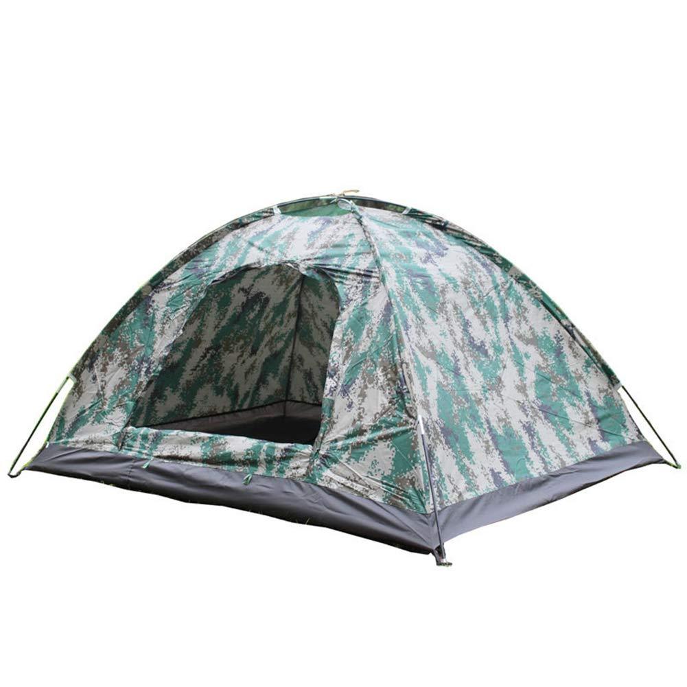 Ysy Doppelter Doppelzelt Camouflage Zelt Im Freien Ultra Licht,Camouflage