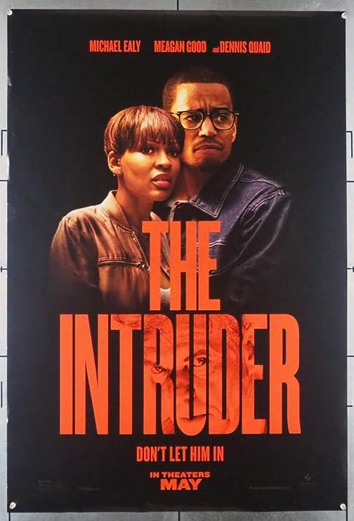 Resultado de imagem para intruder movie poster