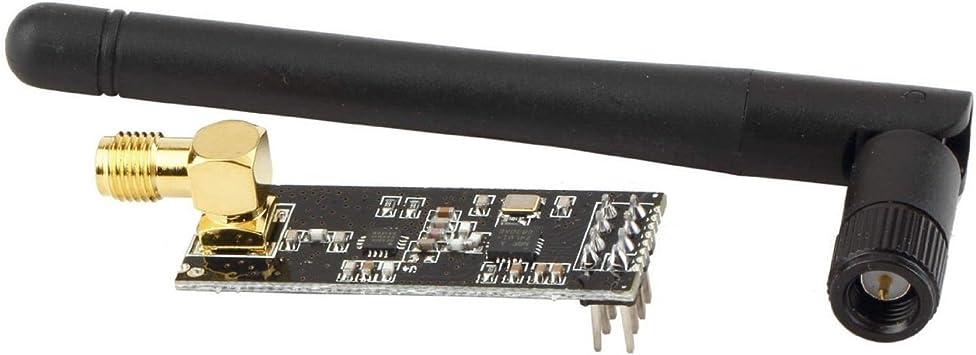 NRF24L01 + PA + LNA comunicación inalámbrica con antena ...