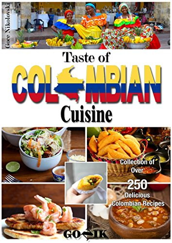 Cookbooks list the best selling latin american cookbooks taste of colombian cuisine forumfinder Gallery