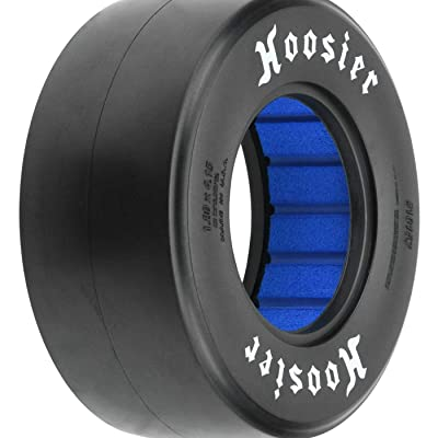 Pro-line Racing Hoosier Drag Slick SC MC Drag Racing Tires, SC Rear (2), PRO1015717: Toys & Games