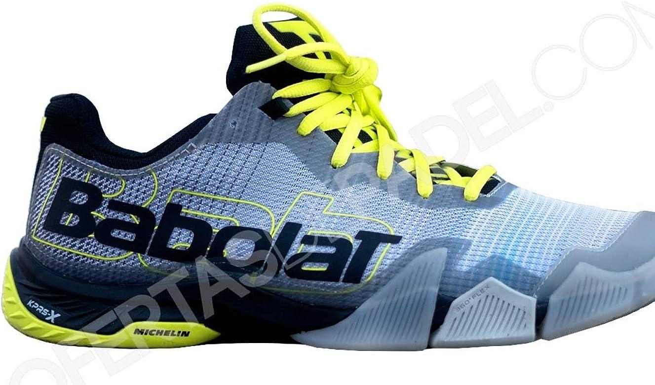 Babolat Jet Premura Men, Zapatillas de pádel para Hombre: Amazon.es: Zapatos y complementos