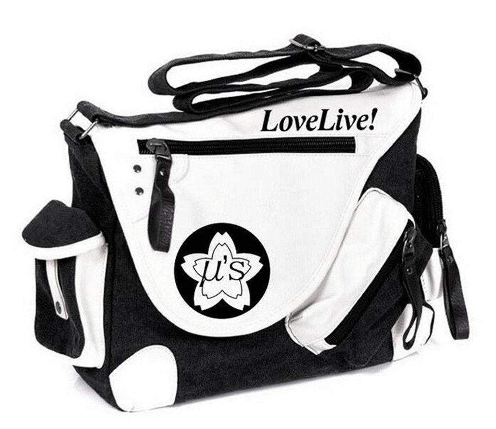 Siawasey Love Live! Anime Cosplay Handbag Backpack Messenger Bag Shoulder Bag