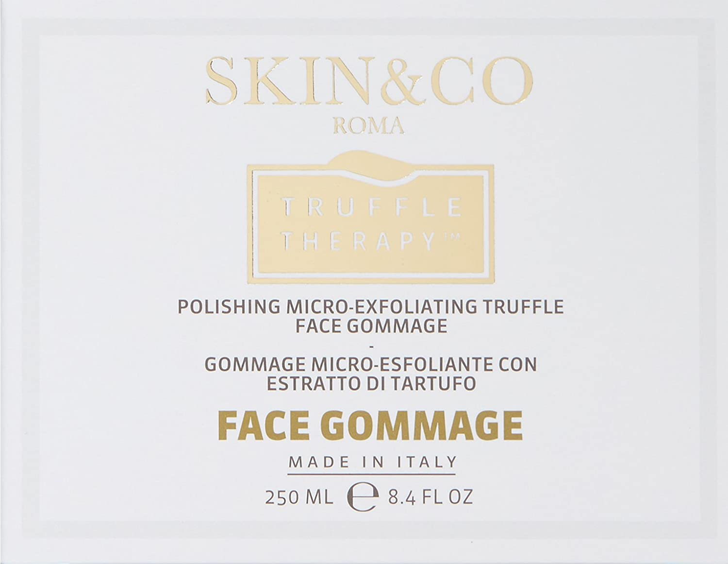 SKIN CO Truffle Therapy Face Gommage, 5.07 FL OZ.