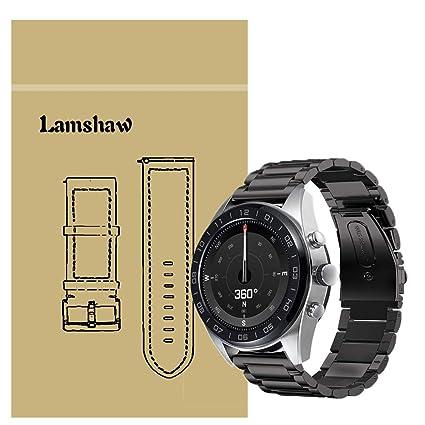 Amazon.com: Lamshaw - Correas de repuesto de acero ...