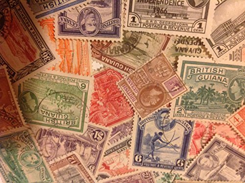 The 8 best british guiana stamps