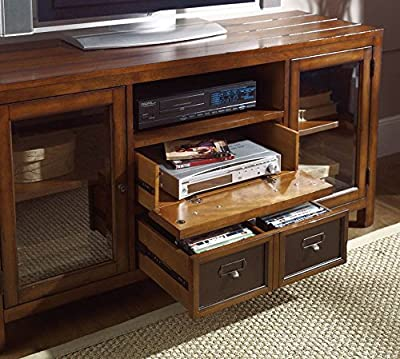 Hammary Entertainment Console Table