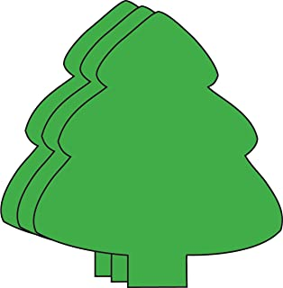product image for Evergreen Tree Small Single Color Creative Cut-Outs