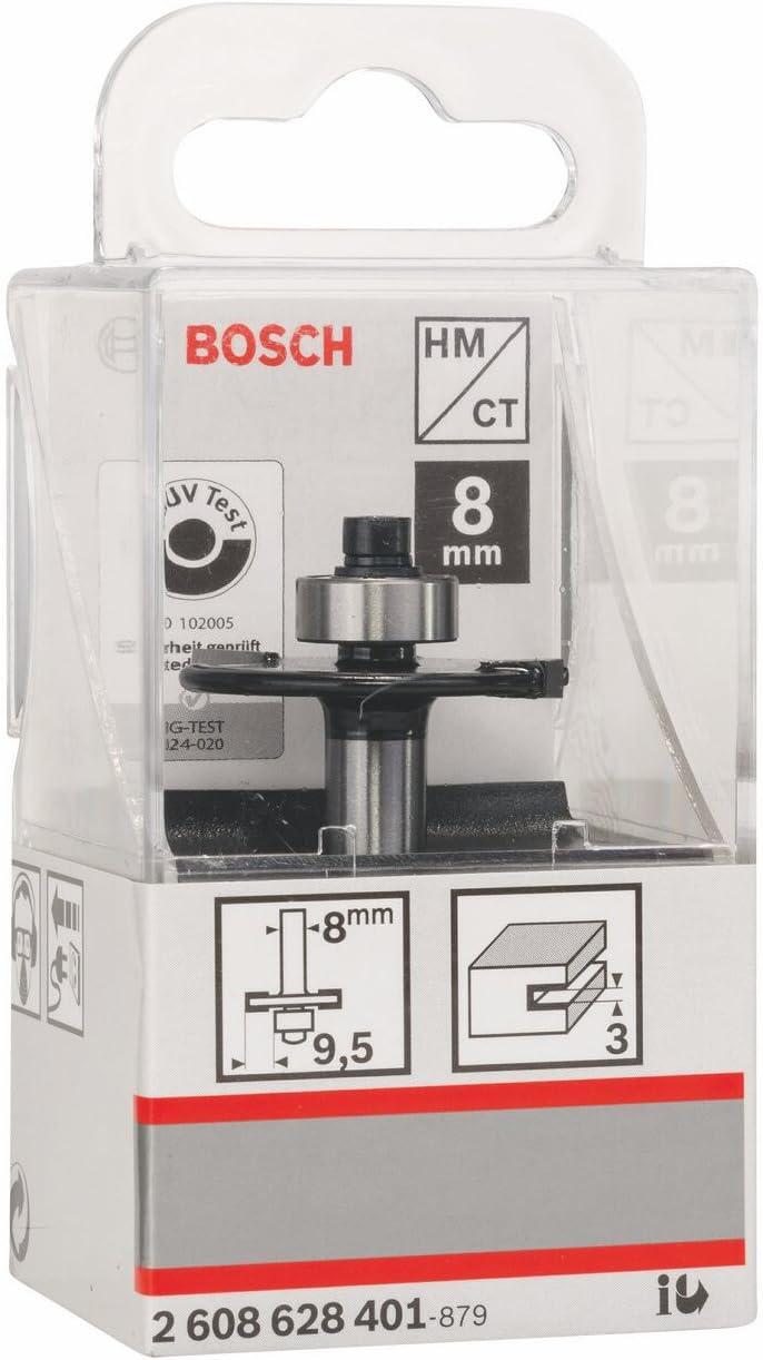 G 51 mm Bosch Professional Zubeh/ör 2 608 628 403 Scheibennutfr/äser 8 mm L 5 mm D1 32 mm