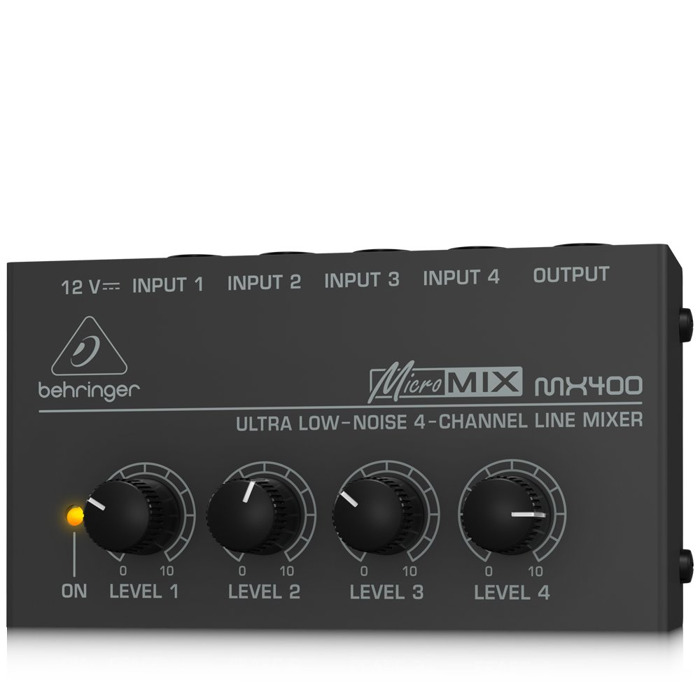 BEHRINGER MICROMIX MX400 by Behringer