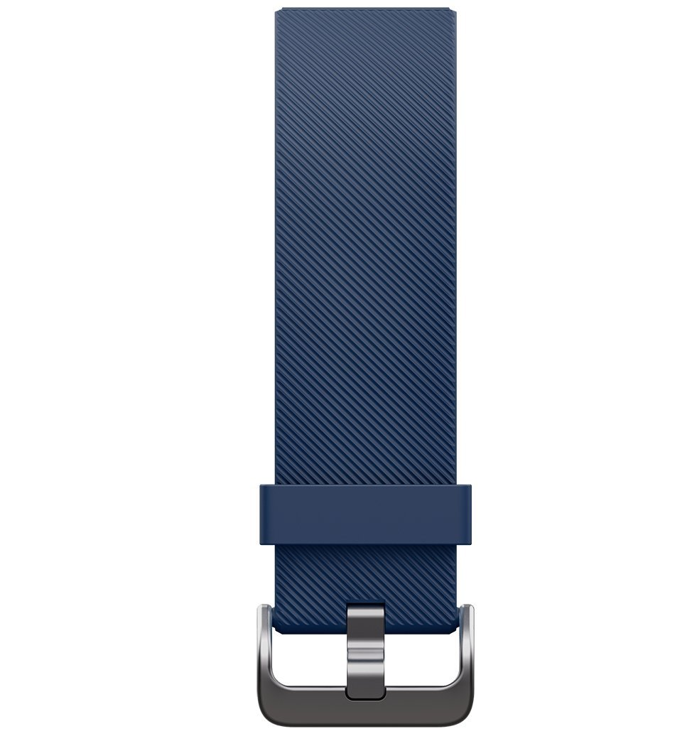 Fitbit Blaze Accessory Band, Classic, Blue, Large