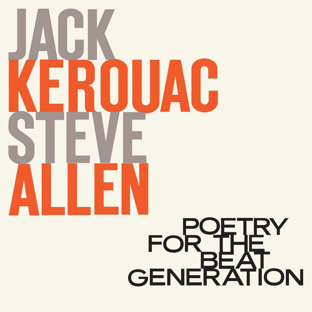 Jack Kerouac - Poetry for the Beat Generation - Amazon.com Music