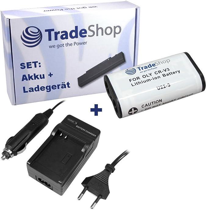 Cargador de batería para Pentax Optio s-30 s-40 s-45 s-50 s-55 s-60 d435 k-100d k-110d