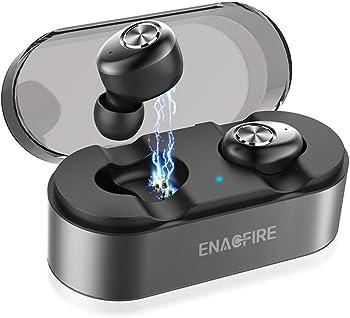 EnacFire 4334962185 In-Ear Wireless Bluetooth Earbuds Headphones