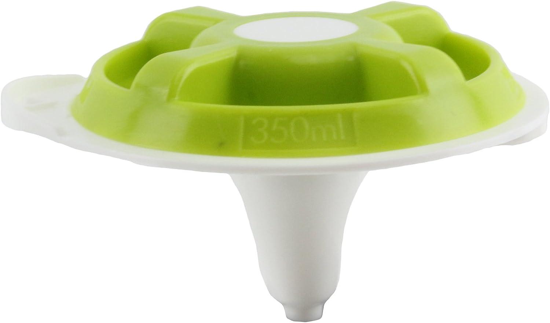 Verde SPARES2GO Disco T de agua caliente para Bosch Tassimo T12 T20 T32 T40 T42 T65 T85 o Cafetera VIVY