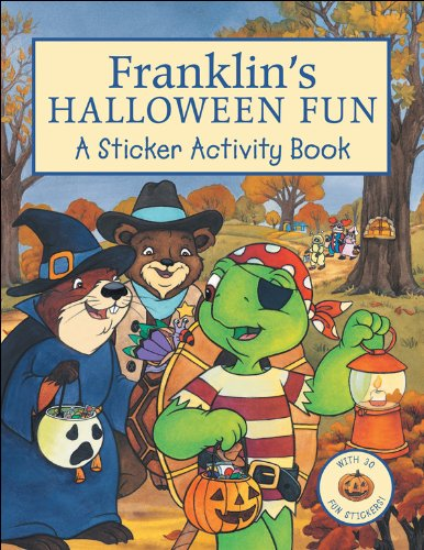 Franklin's Halloween Fun: A Sticker Activity Book ()
