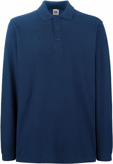 Fruit of the Loom - Camisa formal - para hombre azul azul: Amazon.es: Ropa y accesorios
