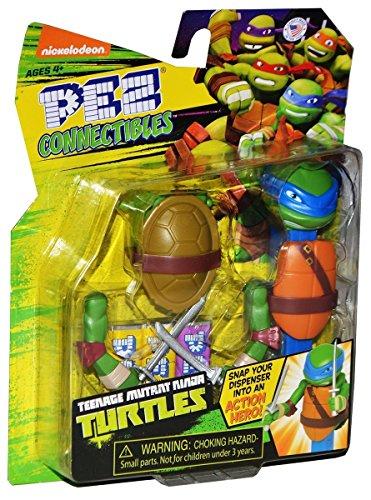 ninja turtle pez candy dispensers - 7