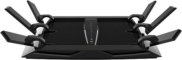 NETGEAR Nighthawk X6S AC4000 Tri-Band WiFi Gigabit Router (R8000P-100CNS)