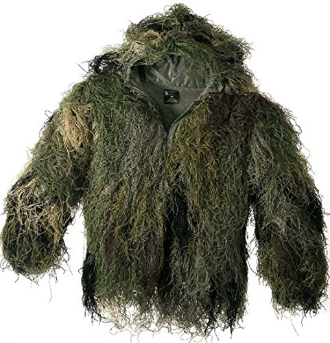 Ultralight Ghillie (Ghillie Suit Ultra-Light Jacket & Pants)