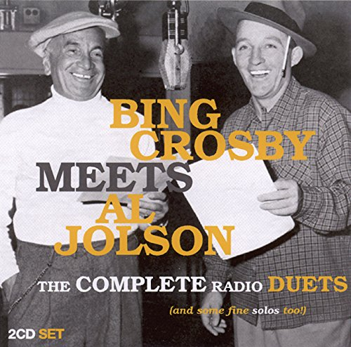 Bing Crosby Meets Al Jolson by Sepia